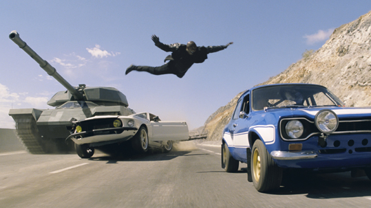 Fast and Furious 6: Top 10 Facts You Need to Know