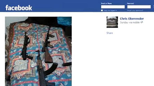Chris Oberender 15 Guns