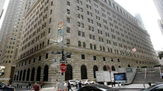 Federal Reserve Bank of New York