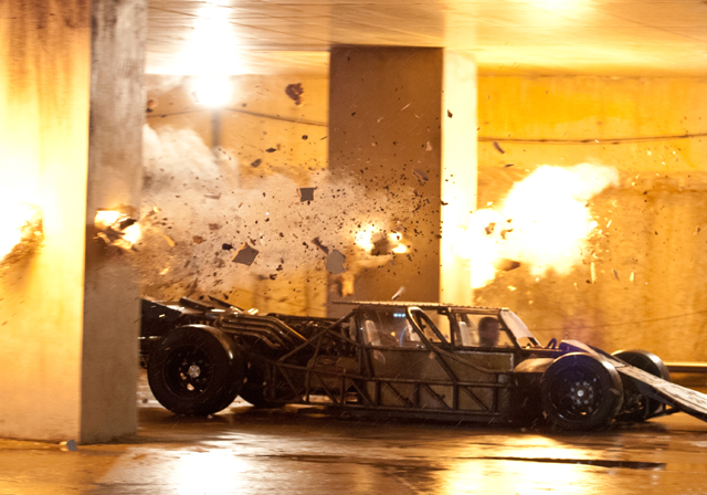Fast and Furious 6: Top 10 Facts You Need to Know, flip car