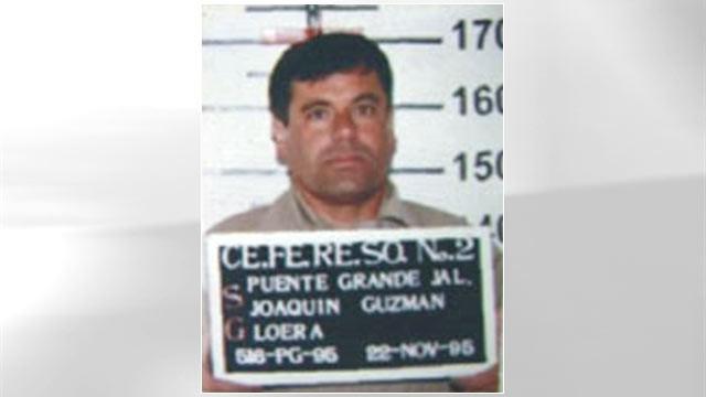 Jaquin El Chapo Guzman