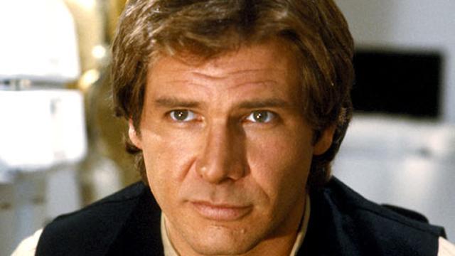Harrison Ford Star Wars 7