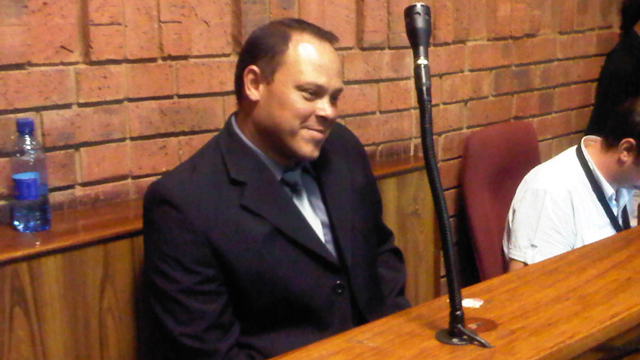 Hilton Botha Pistorius detective