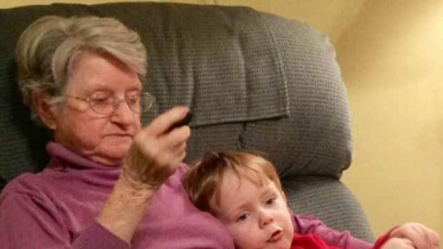 Great Grandmother Saves Boy