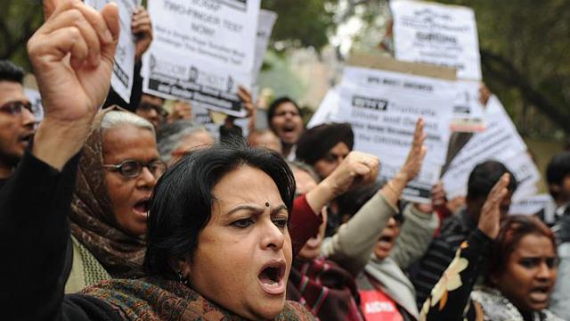 India Protests Rape