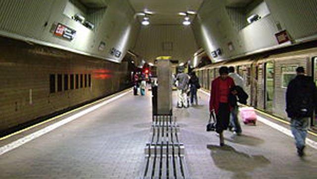 Three people have been stabbed, J Train platform, Jamaica, Queens
