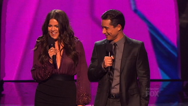 Khloe Kardashian Fired from The X Factor, The x Factor, Khloe Kardashian