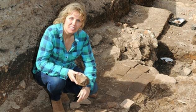 Screenwriter Philippa Langley helped find King Richard III bones in Leicester car park