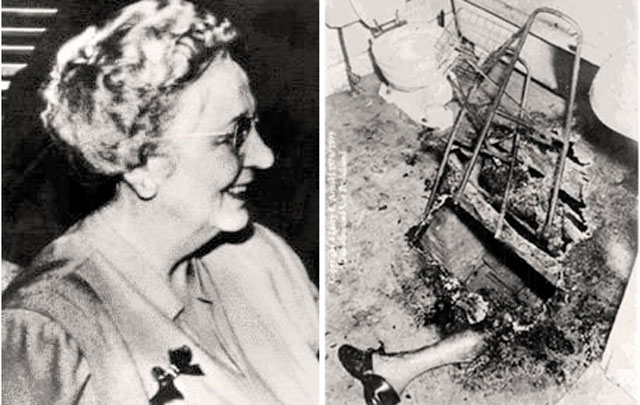 mary reeser spontaneous human combustion