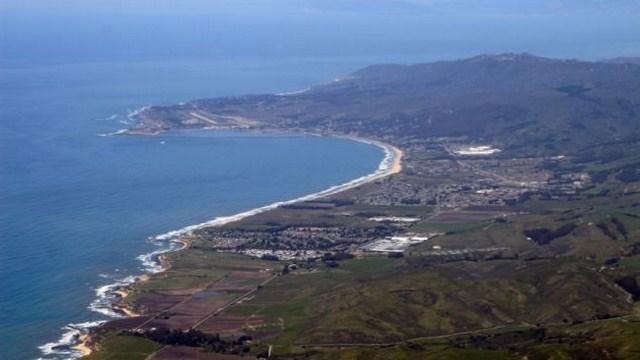 Monterey, California, Monterey Coast