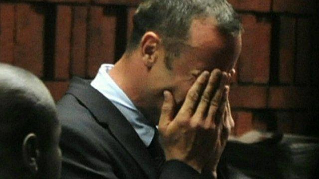 Oscar Pistorius, Reeva Steenkamp, Oscar Pistorius Murder