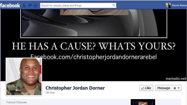 Christopher Jordan Dorner, Chris Dorner, Disgruntled ex-cop