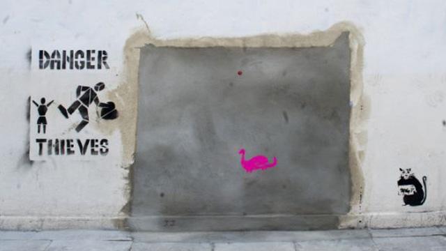 Banksy Reveal