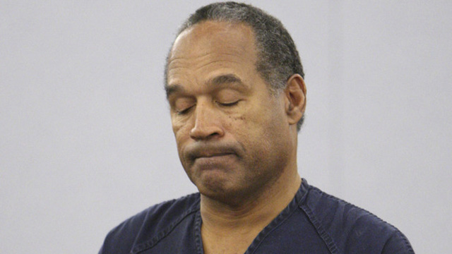 OJ Simpson may be gay, according to a former fellow inmate
