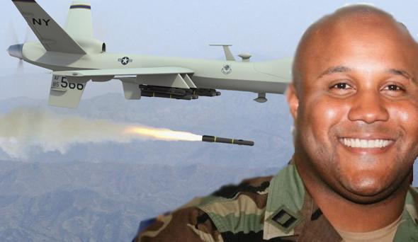 Can drones help locate Dorner?
