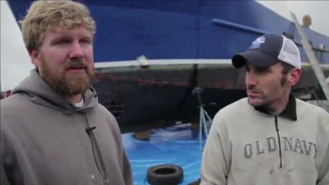 Fishermen Find sisters oregon