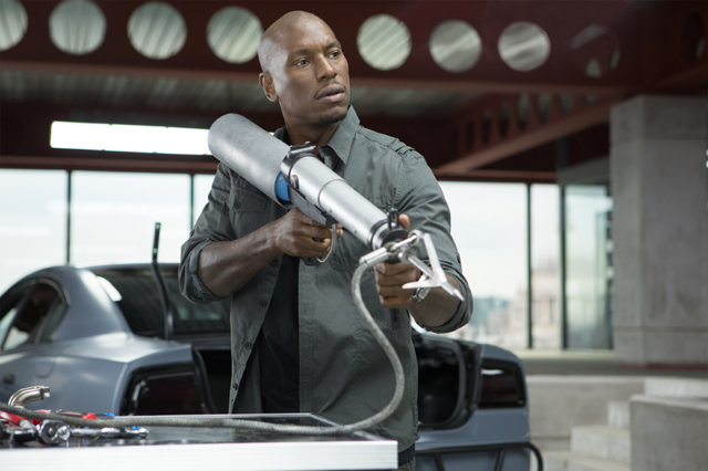 Fast and Furious 6: Character Profiles, Tyrese Gibson, Roman Pearce