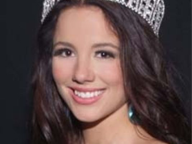 Beauty Pageant Queen Melissa King
