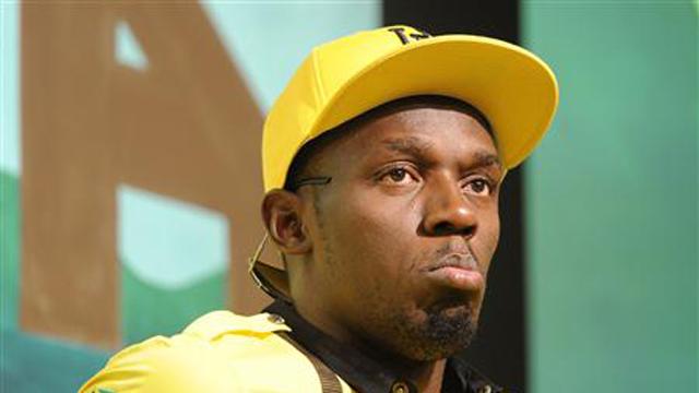 usain bolt beaten loses 400 jamaica
