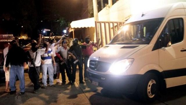 Acapulco Gang Rape, Acapulco, Mexico, Spanish Women Gang-Raped