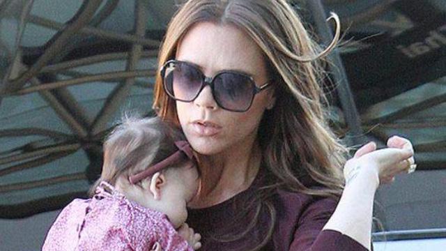 Fifth Beckham Baby Is Victoria Beckham Pregnant