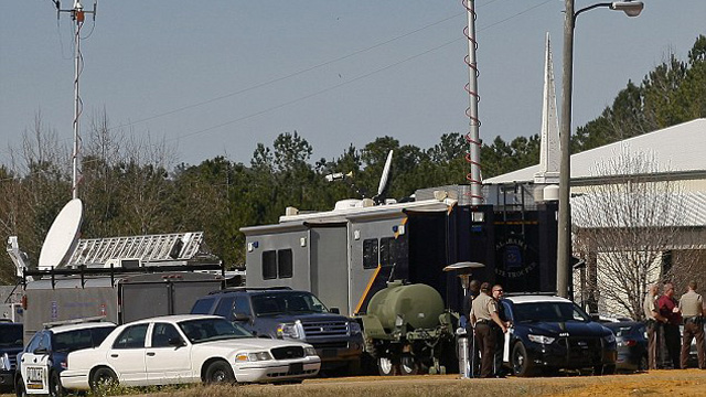 Law enforcement prepared to wait for months as long as Ethan was safe in Alabama hostage situation