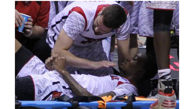 kevin ware injury, kevin ware louisville injury, kevin ware leg