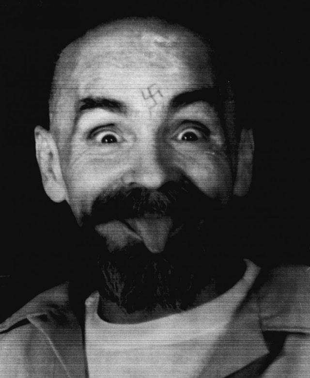 Corcoran State Prison Gray Wolf smuggles phone Charles Manson Follower smuggles phone into prison Craig Carlisle Hammond