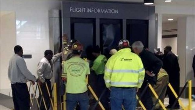 Alabama, Alabama-Shuttlesworth Internation Airport