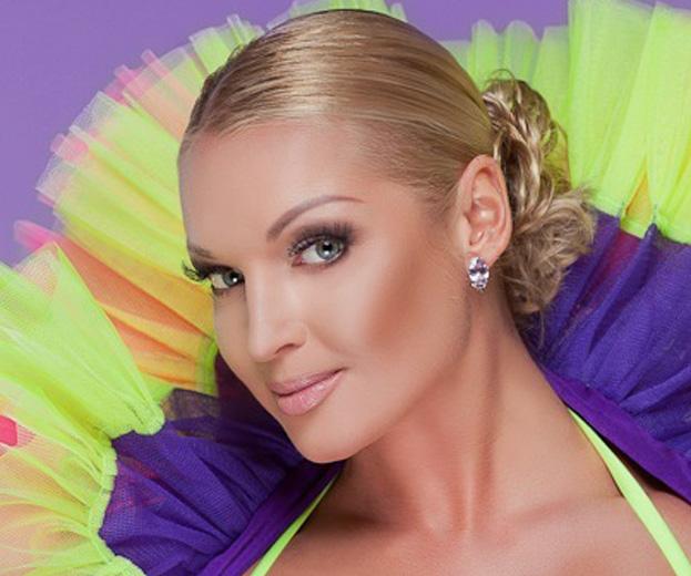 Ex-ballerina Anastasia Volochkova