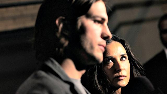 Ashton Kutcher and Demi Moore Settlement