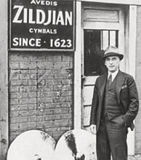 Robert Zildjian, Robert Zildjian Dies, Avedis Zildjian Cymbals