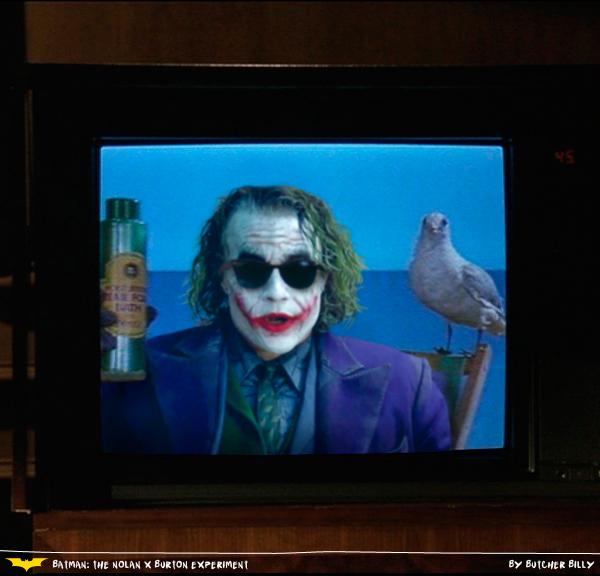 Batman: Nolan vs. Burton