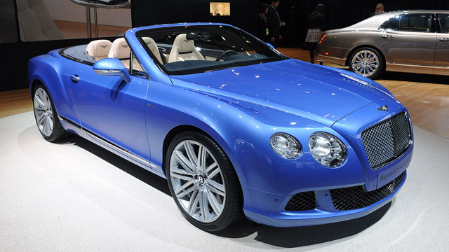 2014 Continental GT Coupe