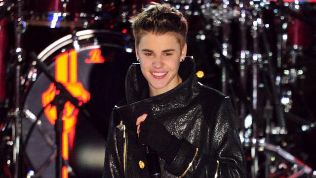 Justin Bieber, Justin Bieber London