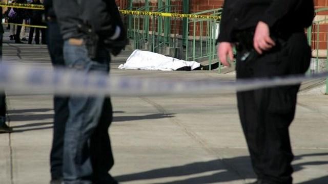 Mother Jumps To Her Death, Harlem Suicide