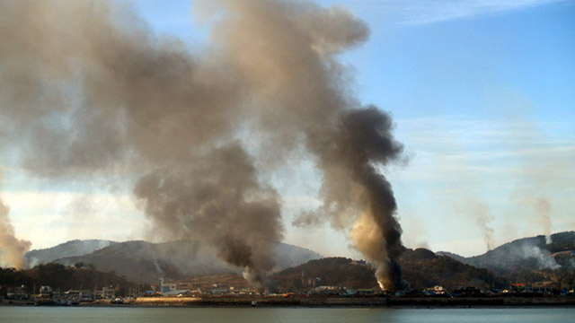 Bombardment-of-Yeonpyeong