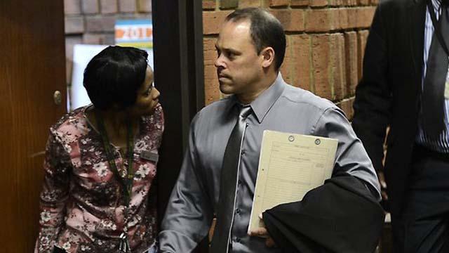 Hilton Botha Oscar Pistorious Case Detective in Pisotrious Case Resigns
