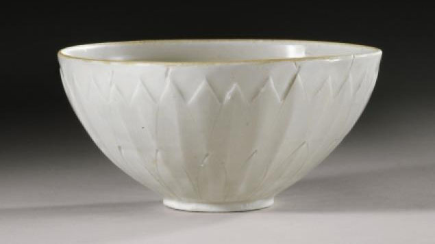A 1,000 year old bowl sold for $2.2 million at Sothebys
