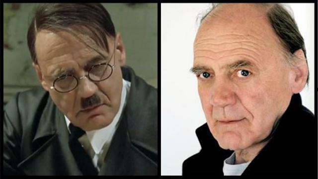 Bruno Ganz as Hitler YouTube; Courtesy of Showtime