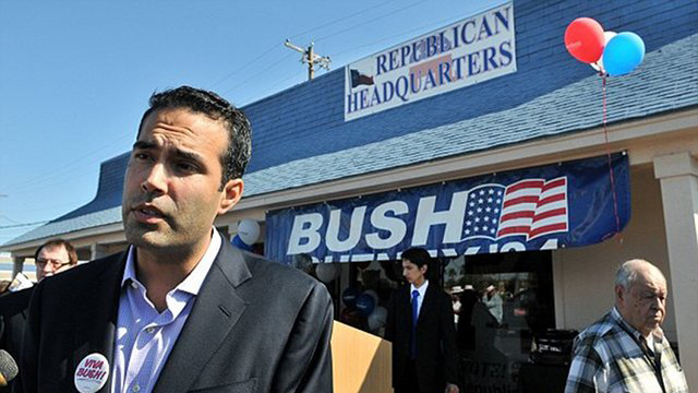 George P. Bush, George W Bush's nephew, to run for Texas Land Commissioner