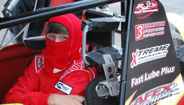 Chase Johnson, a 17-yaer-old racer, killed his cousin and an older man during warm up laps for California Sprint Car Civil War