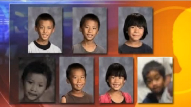 Missing Children Found, 7 Missing Siblings Found, Sacramento