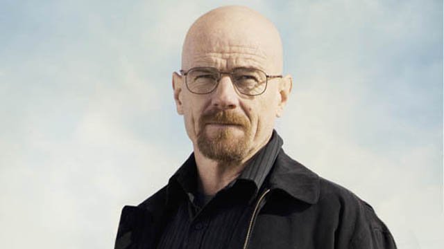 A script for Breaking Bad was stolen from Bryan Cranston's car