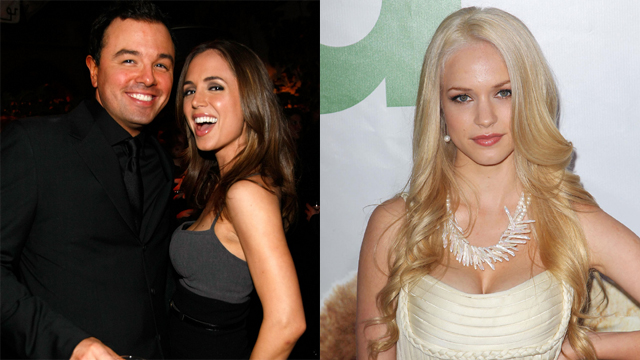 Eliza Dushku and Alexis Knapp