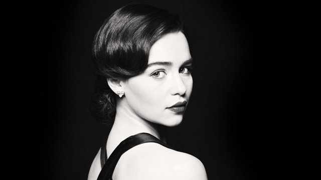 Emilia Clark Breakfast at Tiffany's