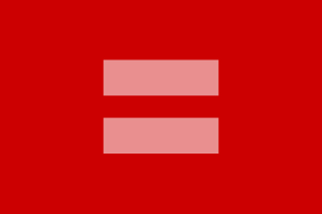 red equal sign gay marriage