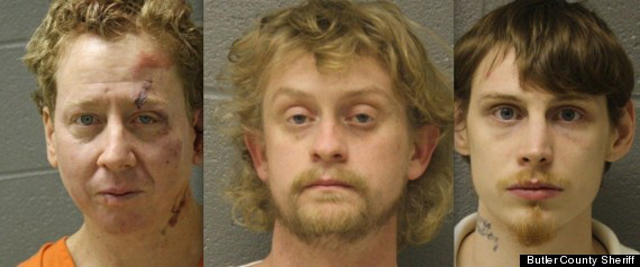 Three men escaped from a Missouri jail through the air ducts