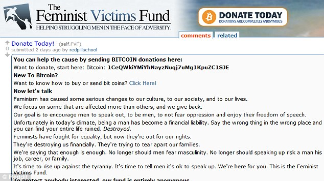 Feminist Victims Fund started in response to Adria Richards tweet