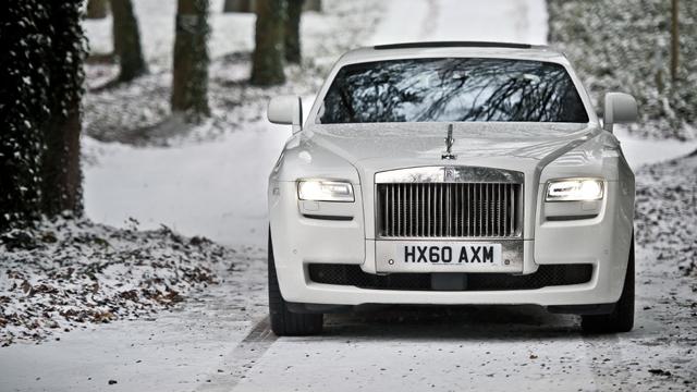 Rolls-Royce Ghost Sedan